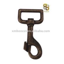 Крюк для карабина, крючок с поворотным крюком, металлический крюк для оснастки