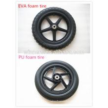 10 12 14 16 inch Light Foam Tire for Baby Car