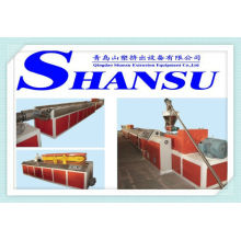 PVC WPC Wooden Plastic Composite Profile Production Line/ Extrusion Machine