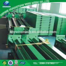 China Profissional fabricante Top Vendas galvanizado barreiras de ruído de estrada de folhas