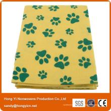 Bestseller Nadelfilz Vliesstoff Haustier Reinigung Handtuch