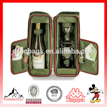 New hot selling wine duffel bag Wine Tote bag for picnic (ES-Z336)