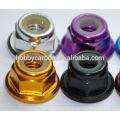Venda quente Tamanho Colorido M2 M2.5 M3 M4 Hardware De Alumínio Anodizado