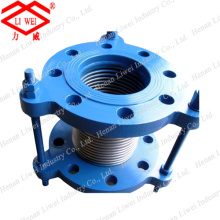 Pipe Fitting Stainless Metal Bellows with Tie Rods