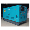 Super silent genset 40kva with two silencers