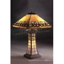 Decoración del hogar Tiffany lámpara de mesa de la lámpara T60157
