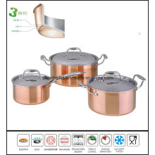 3ply Copper Cookware Kitchenware