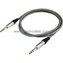 DME Series Stereo Jack to Stereo Jack Microphone Cable
