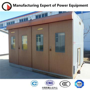 Type de boîte conditionnée Sous-station de transmission de puissance