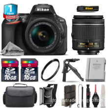 Nikon D5600 DSLR Camera + 18-55mm VR + Extra Battery + UV + 32GB