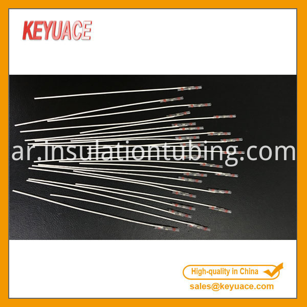 Red Color Heat Shrink Solder Sleeve Wire Shield Terminators