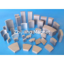 Samarium Cobalt Block Electric Motor Magnets , Bread Magnet For Dc Motors