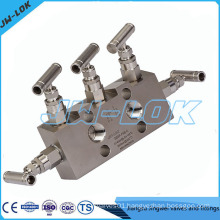 Factory Direct High Pressure 5 Way Manifold Valve