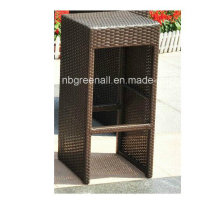 Muebles de jardín Muebles de exterior Taburete de bar de mimbre