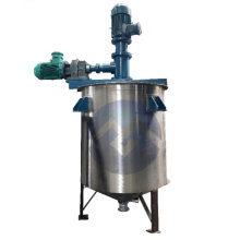 Two way mixing kettle industrial chemical agitator