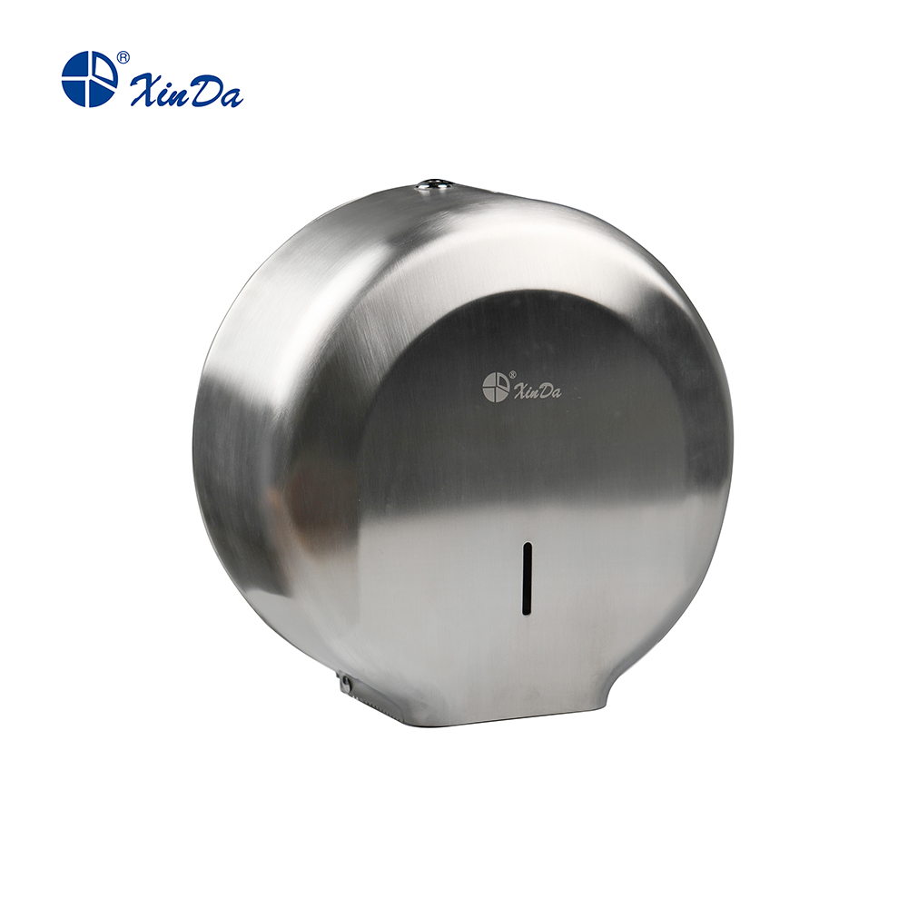 Stainless steel Brushed Roll Towel Dispenser