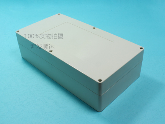 HF 8-128 plastic enclosure