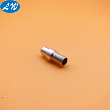 Threaded hollow tube rotary tattoo machine parts