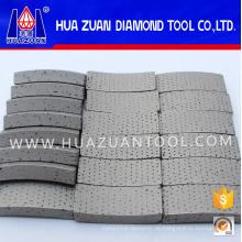 Arix-Diamant-Segment für Kernbohrer-Schneid-Betonstein