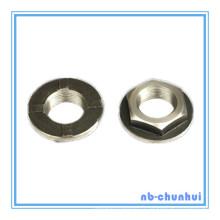 Ecrou hexagonal avec bride-DIN 6923