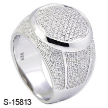 New Model Fashion Jewellery 925 Sterling Silver Micro Ring