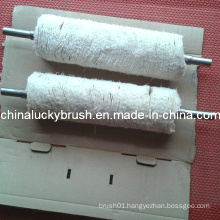White Cloth Material Roller Brush for Water Uptake (YY-229)