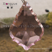 chandelier part scrystal maple leaf Shape Bead