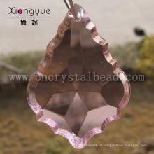 Люстра часть scrystal кленовый лист формы из бисера