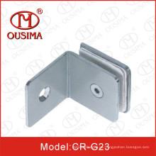 SUS304 quadratische Dusche Glas Hardware Montagezubehör