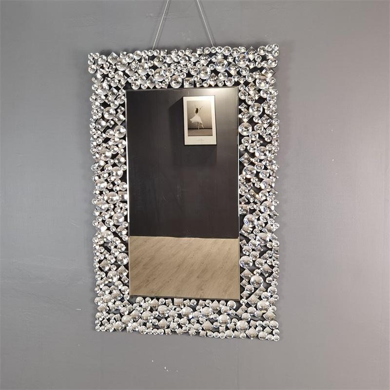 rectangular hanging mirror wall mirror