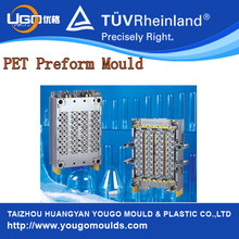 32 Cavity PET Preform Molds