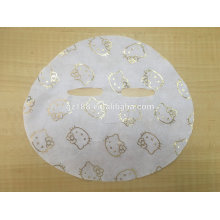 Chinese a series of gold foil facial mask sheet