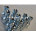 Copper water flexible pipe garden hydraulic fitting