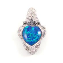 Nice joyería creado colgante de joyería de Opal (YP00086)
