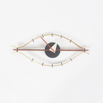Nelson Eye Clock por george nelson