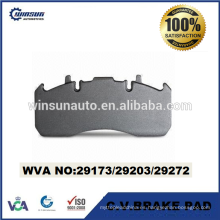 29173 29203 29272 Frenos de estacionamiento de vehículos comerciales para VOLVO TRUCK