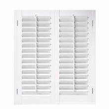 Fabrik-Driect-Verkaufs-niedriger Preis kundengebundener befleckter Octagon-Fenster-Fensterläden