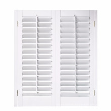 Factory Driect Sale Low Price Customized Stained Octagon Window Shutters
