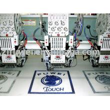 609 doble lentejuelas máquina de bordar / máquina de lentejuelas sola