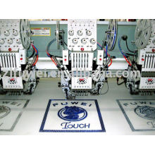 609 double sequins embroidery machine / single sequins machine