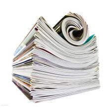GroßhandelsFacotry direktes kundenspezifisches Zeitschriften-Druck-Buch-Drucken