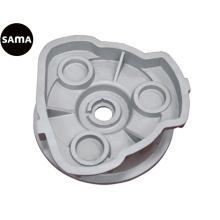 Moulage de sable de gravité en aluminium pour le bâti de boîte de vitesse