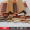 Plastic Foam Profiles PVC Wall Skirting
