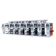 Machine automatique de presse d'impression couleur d'Intaglio de vitesse normale d'ASY-A600