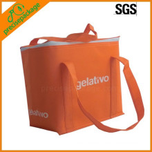 eco reusable customized non woven chiller cooler bag for promotion