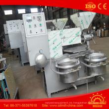 Máquina automática de extracción de aceite de eucalipto Maquinaria de molino de aceite