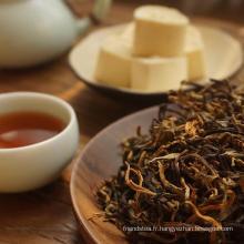 Yunnan saveur thé noir Yhc 004