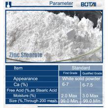 Stable lubrifiant de zinc de qualité stable pour la craie