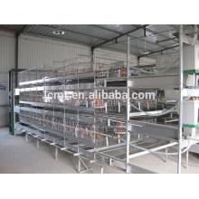 jaulas de batería de pollo para gallinas ponedoras, equipos de avicultura
