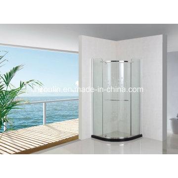 Cabine moderada do cerco do quarto de chuveiro do vidro (AS-933 sem bandeja)